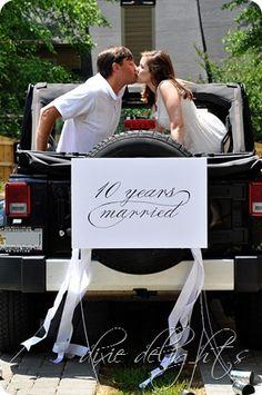10 year anniversary pic