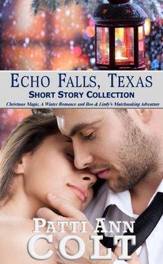 Echo Falls, Texas Short Story Collection by Patti Ann Colt, http://www.amazon.com/dp/B00H6B2J2I/ref=cm_sw_r_pi_dp_kOLQsb0P36VGZ