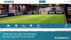 Cette vidéo permet de simplifier la compréhension de la création d'une page ou d'un club sur Goaleo.  Réseau social sport Sports social network