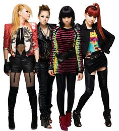 2ne1 Come visit kpopcity.net for the largest discount fashion store in the world!!