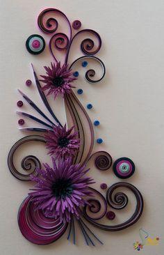 Neli Quilling Art: Юли 2012