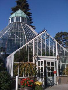 Seymour Botanical Conservatory, Tacoma, WA