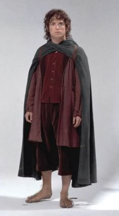 The One Ring Forums: Tolkien Topics: Movie Discussion: The Lord of the Rings: Did You Ever Notice... Frodo's Fellowship Costume?