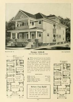 Mary Trice\'s? | Old house plans | Pinterest | Front hall closet ...