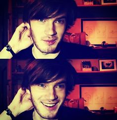 PEWDIEPIE he's going on my american youtuber board even tho he's from sweden but WHO CARES