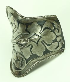 German Black and White Elbow mid 16th cent.