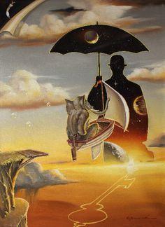 Just the Beginning - Giclee on Canvas by Glen Tarnowski