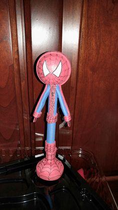 Spiderman fofucha pen