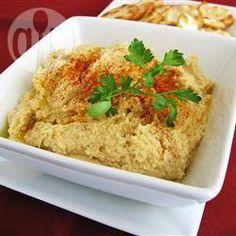 Rezeptbild: Hummus