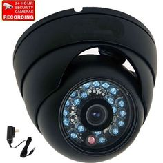 Special Offers - VideoSecu outdoor day night IR 600TVL CCTV security camera built-in 1/3 Sony Super HAD CCD weatherproof 20 infrared LEDs for home surveillance with bonus power supply and security warning decal 1O4 - In stock & Free Shipping. You can save more money! Check It (May 12 2016 at 02:07PM)…