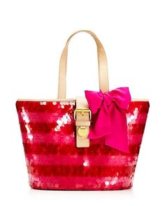Pink/Red Sequin Tote!!! I need:)