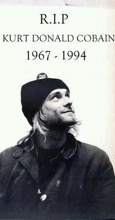 Forever superior to JB. Forever missed. Kurt Cobain <3