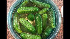 Ogórki małosolne kiszone na sucho - Praktyka u Praktyka Preserves, Pickles, Cucumber, Cabbage, Canning, Vegetables, Food, Youtube, Polish