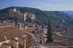Castillo de Yeste. Albacete