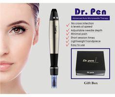 2015 Dr pen with replaceable 12/36 needles cartridge attachments Dr.pen, View Dr.pen, Dr. Pen Product Details from Guangzhou Ekai Electronic Technology Co., Ltd. on Alibaba.com