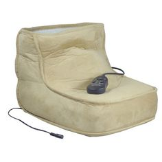 Deluxe Massage Foot Warmer £29.99 Keep your feet toasty this Winter with the fleece-lined massage boot with heat features two powerful motors, separate heat control and two massage levels.