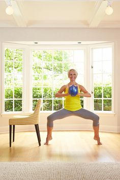5 Barre Moves You Can Do Without A Barre (All You Need Is 10 Minutes!)