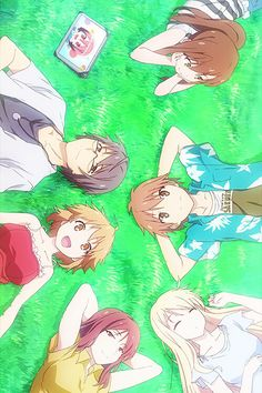 Recommended! Tags: Sakurasou no Pet na Kanojo ; Sorata Kanda ; Shiina Mashiro ; Jin Makata ; Kamiigusa Misaki ; Aoyama Nanamin ; Akasaka Ryuunosuke