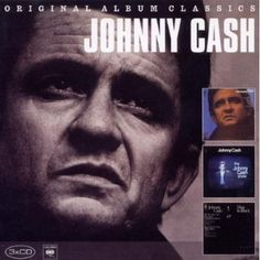 EU-only three CD set containing a trio of albums from the Country legend, each housed in a replica mini-LP sleeve. Includes the albums, Hello, I'm Johnny Cash, (1969), which is unavailable in the U.S.