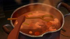Tiana's Gumbo From The Princess and the Frog