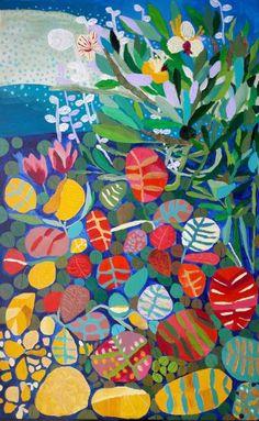 """Saatchi Art Artist Irene Guerriero; Painting, """"Gentle Nature"""" #art"""