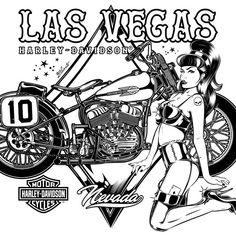 Design Harley-Davidson - USA...2014 #Padgram