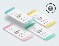 Ознакомьтесь с этим проектом @Behance: «Free Download: New Minimalistic Phone Mockups» https://www.behance.net/gallery/54845999/Free-Download-New-Minimalistic-Phone-Mockups