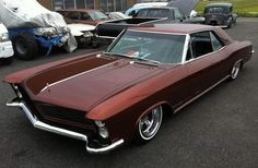 1965 Buick Riviera ♥♥♥