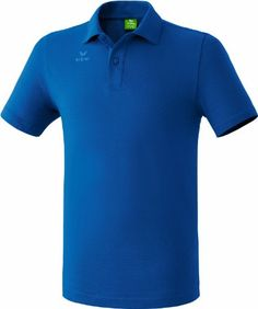 erima Kinder Poloshirt Teamsport, new royal, 128, 211333