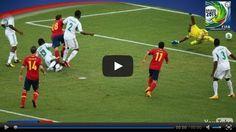 Vídeo de los goles Nigeria vs España partido correspondiente a la tercer fecha de la Copa Confederaciones Brasil 2013. Marcador Final: Nigeria 0-3 España.  http://envivoporinternet.net/goles-nigeria-vs-espana-0-3-copa-confederaciones-2013/