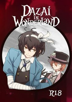 ....why do i feel like Alice(Dazai) would be the 'Red Queen' facing the Red Queen?