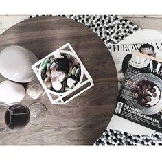 #bruunmunch #PLAYround #danish #design #scandinavian #producedindenmark #style #craftmanship #interiordesign #madeindenmark #coffeetable #sidetable #table #nordic #newnordic #nordicdesign #interiordesign #interior #home #wood #woodfurniture #oak #homedecor #decor #inspiration #nordicdesign #wood #furniture #woodfurniture #laminate #redwine #candy