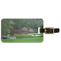 Augusta Golf Amen Featured Corner Travel Bag Tag 50% till midnight // Now until Midnight!       Use promo code: FIVEFIFTY235