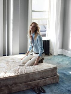Photo Lexi Boling by Cass Bird for Vogue Korea February 2016