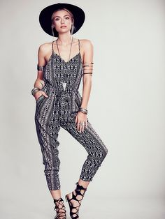 Free People Sunset Romper at Free People Clothing Boutique