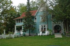 More adorable Bay View Cottages in Petoskey , MI