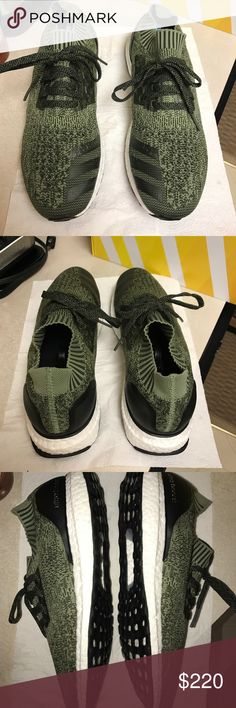cb93a7f54 Adidas uncaged ultra boost  Olive green  Adidas uncaged ultra boost  Olive  green  Size OG All. Just cleaned. Tooken care of well.