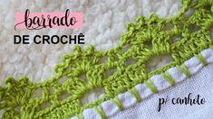 Crochet Edging Patterns, Crochet Borders, Baby Dress, Crochet Necklace, Crochet Dishcloths, Crochet Round, Plastic Spoon Crafts, Shoe Lacing, Crochet Squares