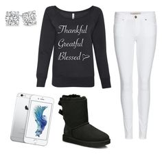 """""""!!! Happy thanksgiving !!!"""" by shamelesslymaya on Polyvore featuring Burberry and UGG Australia"""