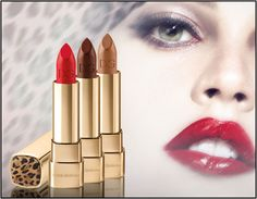 Dolce and Gabbana Makeup | Dolce & Gabbana revealed their wild side. They promoted the new ...