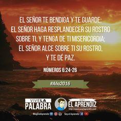 #ViveLaPalabra - Una Palabra y Bendición de Dios para el #Año2016