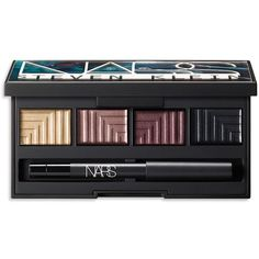 Steven Klein for Nars Dual Intensity Eyeshadow Palette (660 ARS) ❤ liked on Polyvore featuring beauty products, makeup, eye makeup, eyeshadow, beauty, cosmetics, apparel & accessories, filler, no color and palette eyeshadow