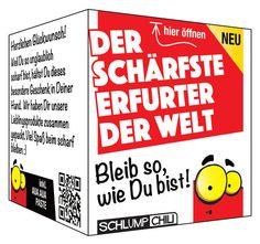 Delikatessen - Der schärfste Erfurter der Welt Geschenk Set - ein Designerstück von ChiliChili bei DaWanda