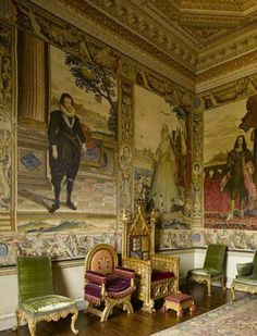 Houghton Hall Tapestries