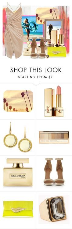 """""""waiting for summer..."""" by katartrina ❤ liked on Polyvore featuring American Vintage, H&M, Kess InHouse, PUR, Roberto Coin, Kardashian Beauty, Dolce&Gabbana, Givenchy, Diane Von Furstenberg and Forever 21"""