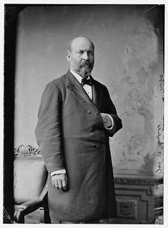 James Abram Garfield - 20th President of the United States