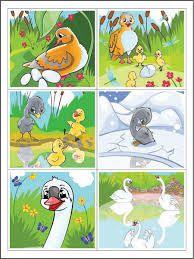 Billedresultat for historyjka obrazkowa Moral Stories For Kids, Short Stories, Story Sequencing, Birds Of America, Preschool Activities, Kids Learning, Montessori, Teater, Fairy Tales