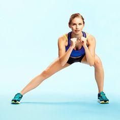 Cross-Training Exercise for Runners: Split Squat