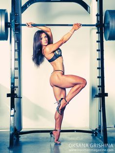 Gotta LOVE women who LIFT!