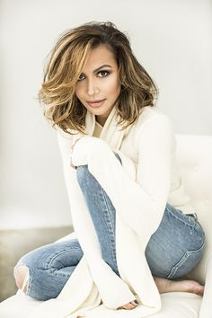 """Naya Rivera for her upcoming book """"Sorry Not Sorry: Dreams, Mistakes & Growing Up"""""""